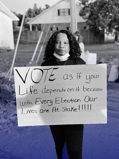 Tabitha Johnson-Green - vote