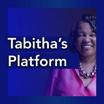 Tabitha Johnson-Green - Platform