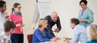 LAB, Teamwork, Zusammenarbeit