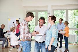 Interactors, Workshop, Maßnahmen der Personalentwicklung