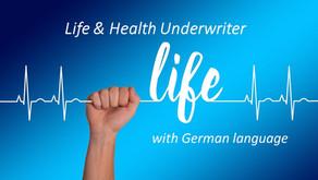 Life & Health Underwriter with German Language