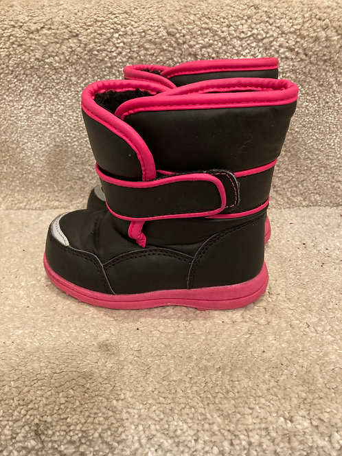 18-24m Barely Used Snow Boots