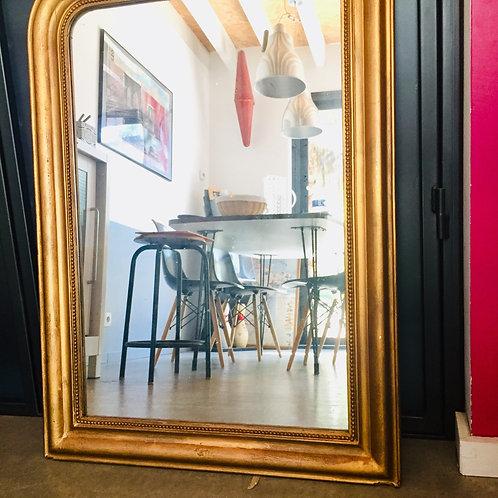 Grand miroir Louis Philippe