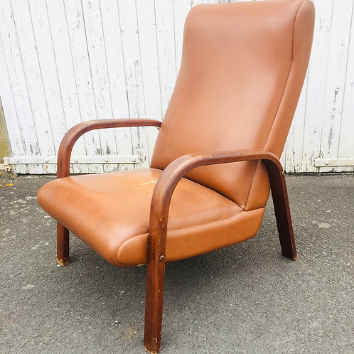 Fauteuil Bow Wood