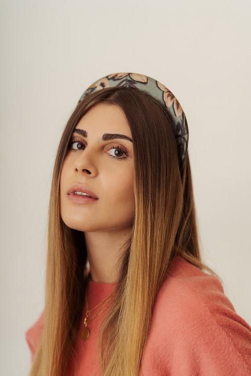 Kate Padded Headband - Flowery