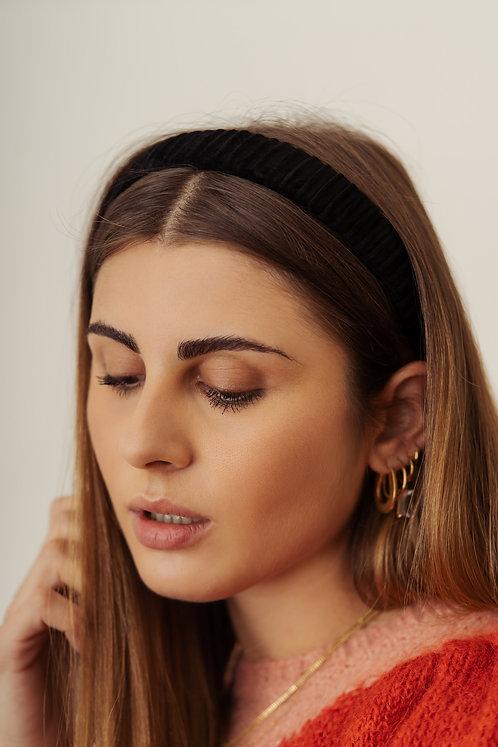 Camilla Headband - Black