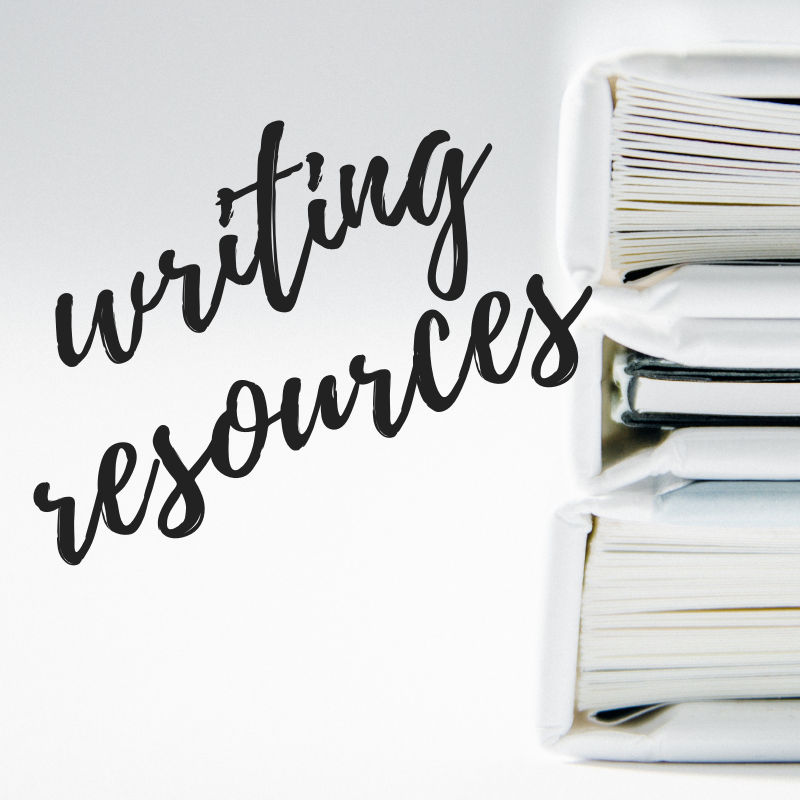 FB Image: Writing Resources