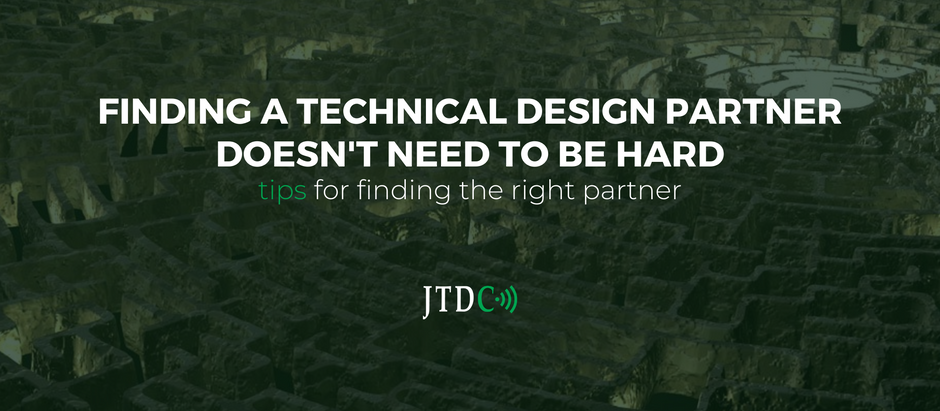 Finding a Technical Design Partner Doesn't Need to be Hard