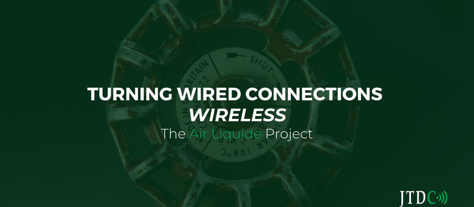 Turning Wired Connections Wireless