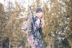 BOWdometer Partners with That Hunting Girl