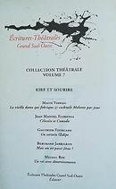 <Pièce de Théâtre Un certain Œdipe de Gauthier Fourcade