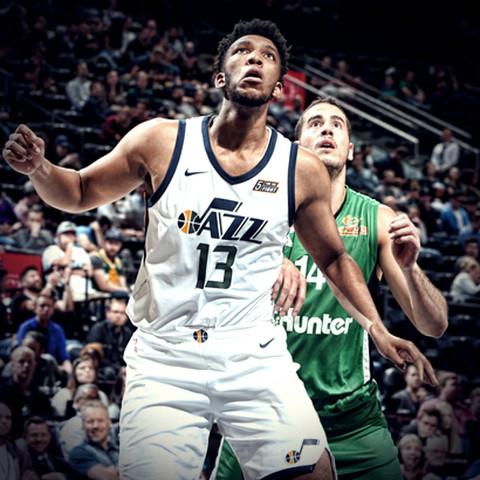 Tony Bradley, Utah Jazz