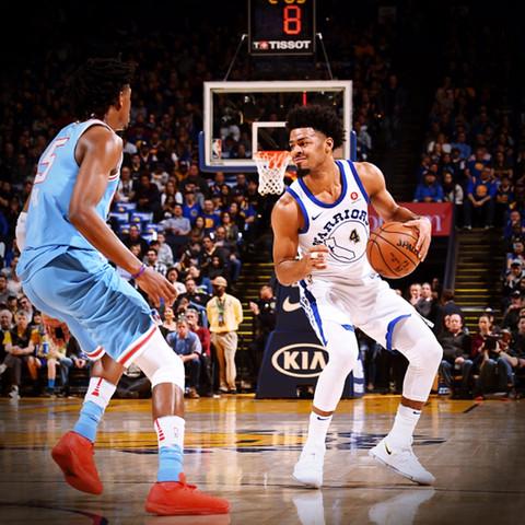Quinn Cook, Golden State Warriors