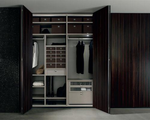 Open Concept Wardrobe