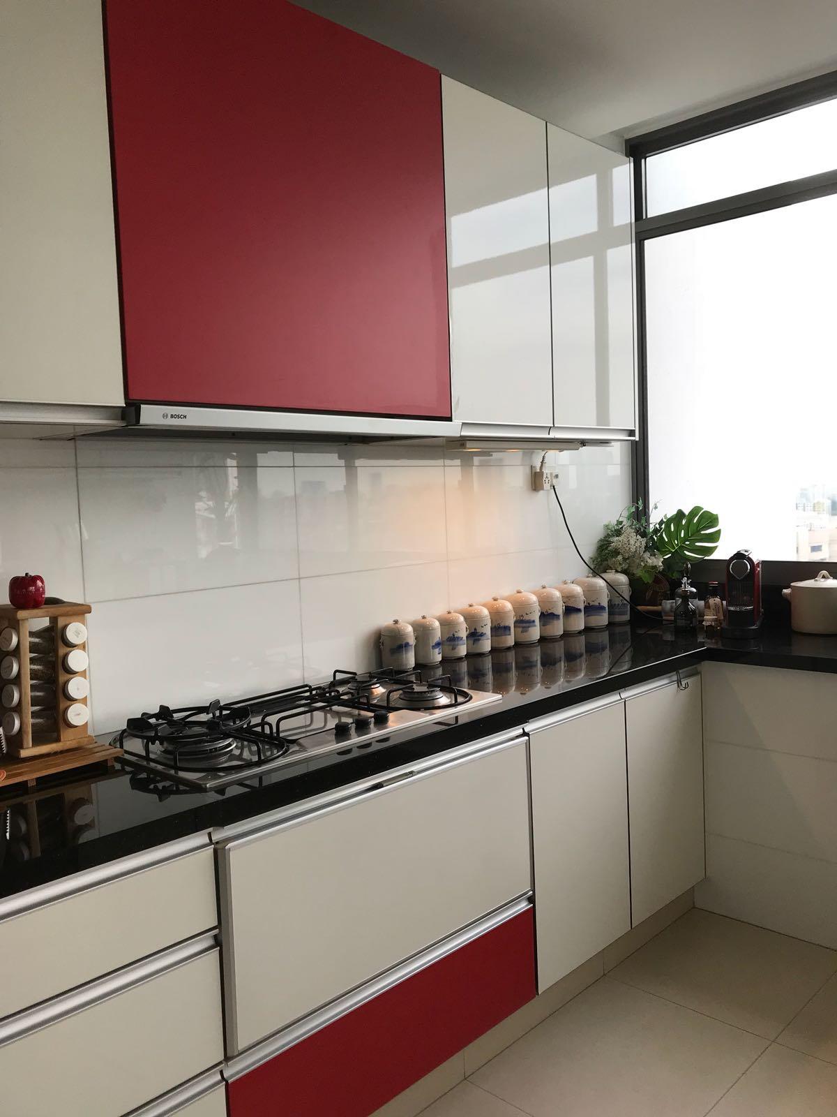 Kitchen Cabinet Relamination