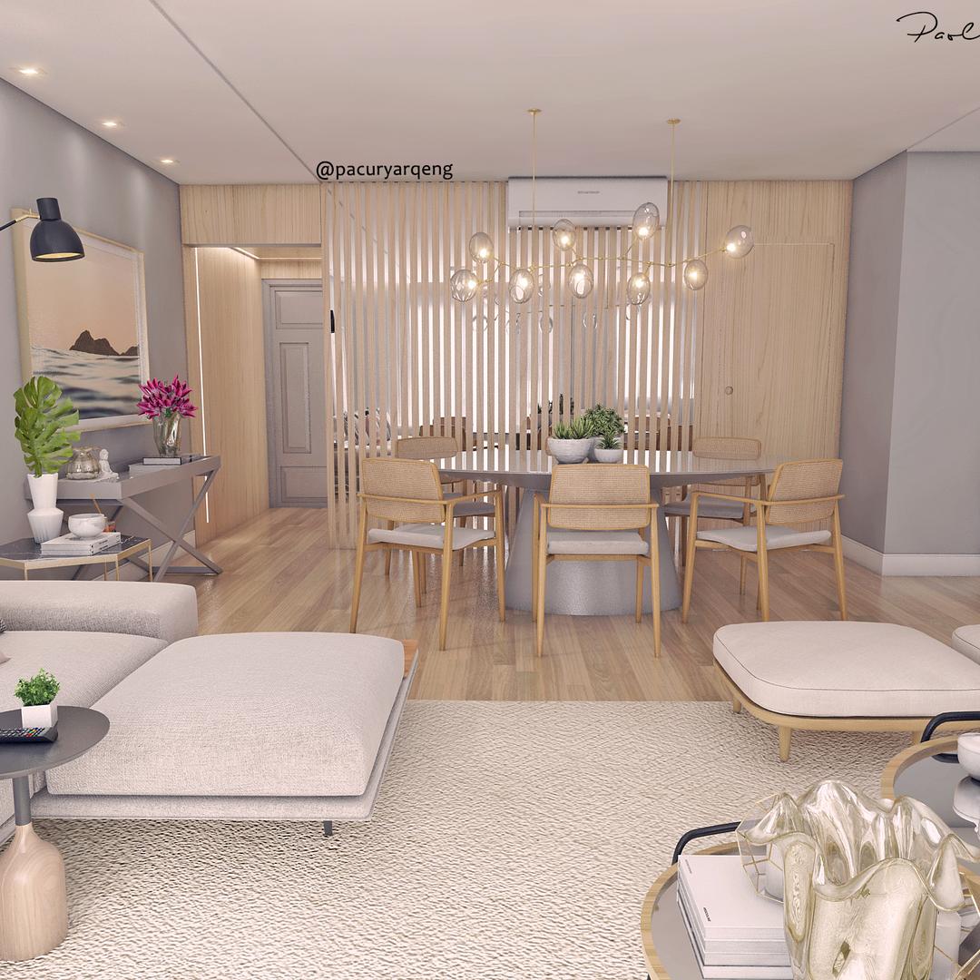 Reforma de um apartamento descolado em Campinas