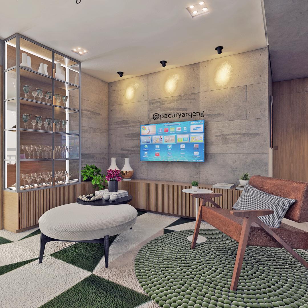Reforma total de um apartamento em São Bernardo do Campo