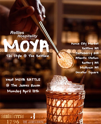 Rellies MOYA qualifier #2 The beltline The James Room