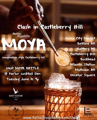 Rellies MOYA Qualifier #4 Castleberry Hill (Dwntwn) Parlor Den