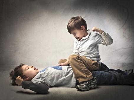 Violence en fratrie: un problème majeur