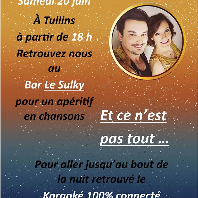Concert Crazy voice + Karaoké