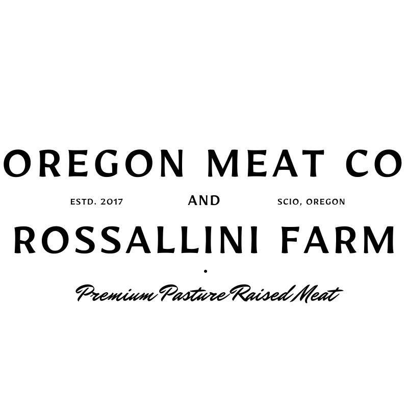 Oregon Meat Co - Rossallini Farm