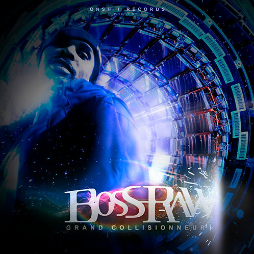 Maxi Vinyl BOSS-RAW Grand Collisionneur