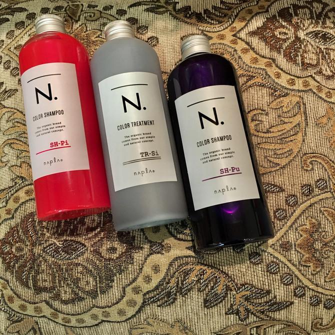 N. color shampoo‼︎‼︎