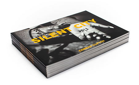 SILENT CITY: Photography Art Book by Conrad Clifton
