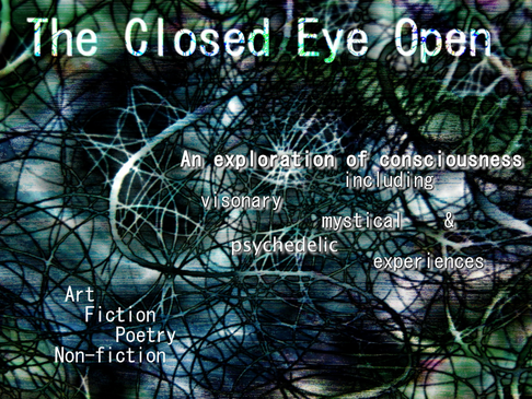 Poem published by The Closed Eye Open
