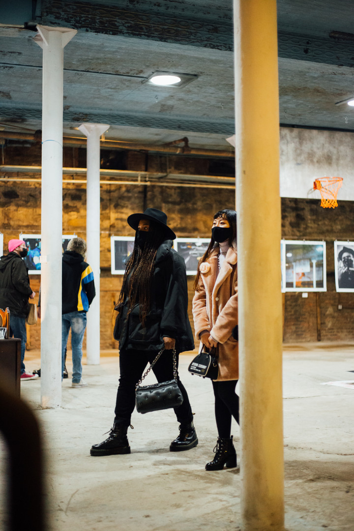 Phase IV art exhibition at Gymnopedie