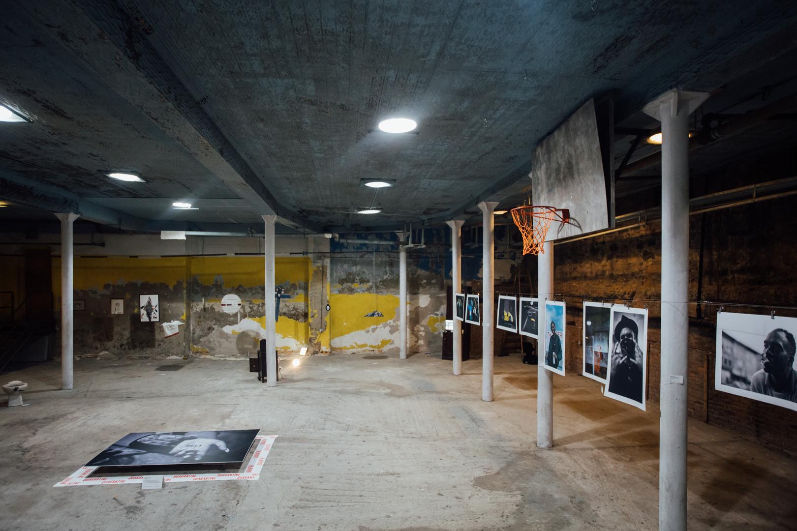 Phase IV art exhibition at Gymnopedie, Brooklyn 12.06.2020