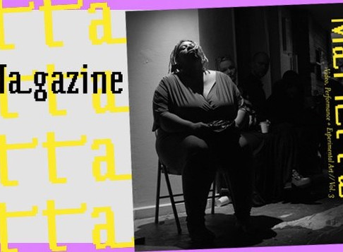 Marietta Magazine Vol. 3: Art and Interview