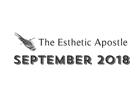 """""""Willow"""" Published in The Esthetic Apostle September Issue"""