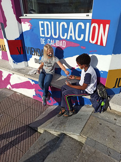 Educación equitativa, inclusiva, de calidad.