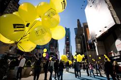 Gran Via´s 100 years at Times Square