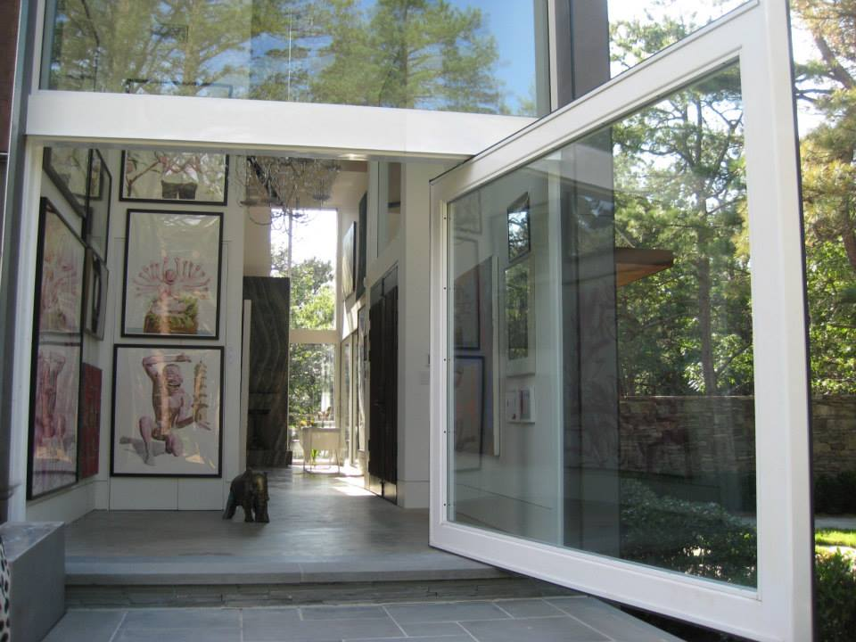 Art Czur in the Hamptons, New York