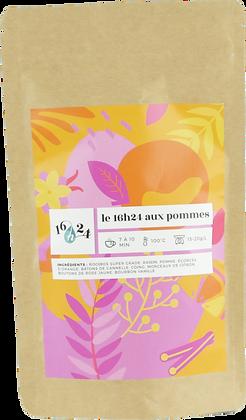 """Thé """"16h24 aux pommes"""""""