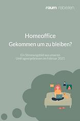 Homeoffice Umfrage Auswertung