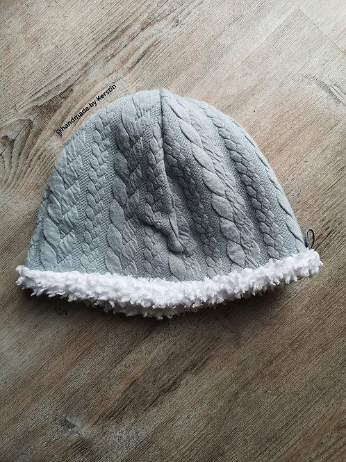 Warme Mütze KU ca. 50cm