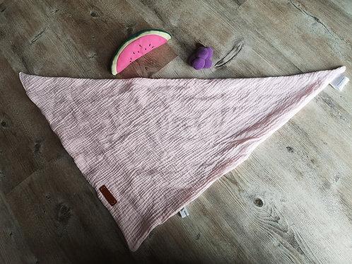 Musselintuch, Dreieckstuch zum Knoten