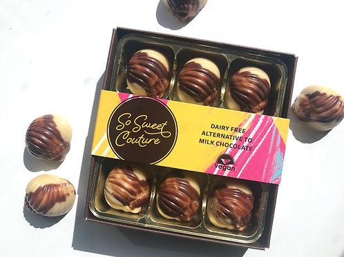 Dairy Free Chocolate Sea Shells