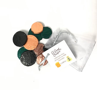Witches Choc Coins