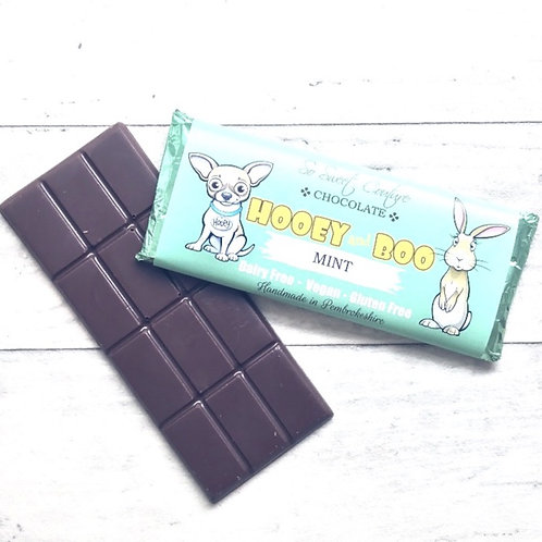 HOOEY and BOO BAR MINT