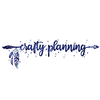 Crafty Planning Shop Logo - Crafty Plann