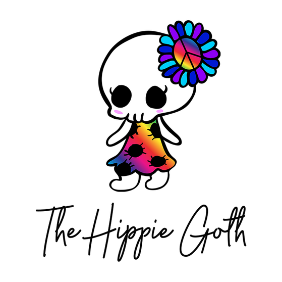 THE HIPPIE GOTH