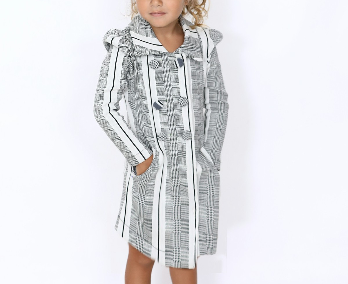 שמלה הלטון malaya   מאליה אופנת ילדים