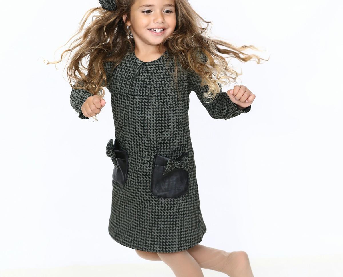 שמלת מייגן malaya | מאליה אופנת ילדים