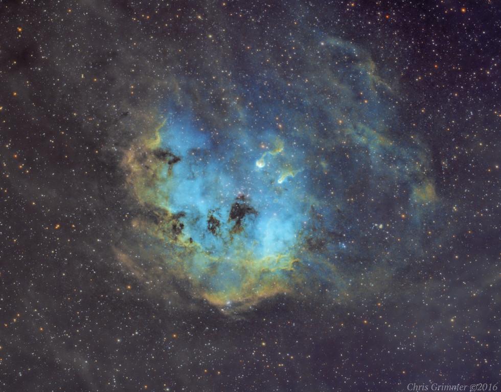 The Tadpoles Nebula