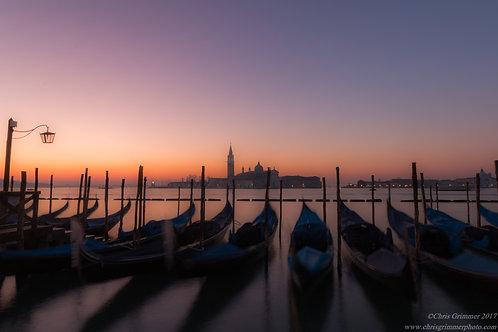 A venetian Sunrise